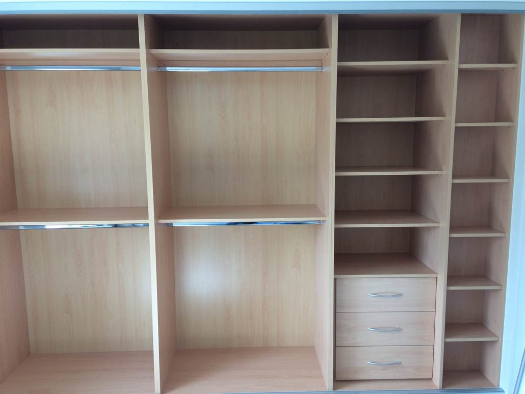 Sliding Wardrobe Doors Internal
