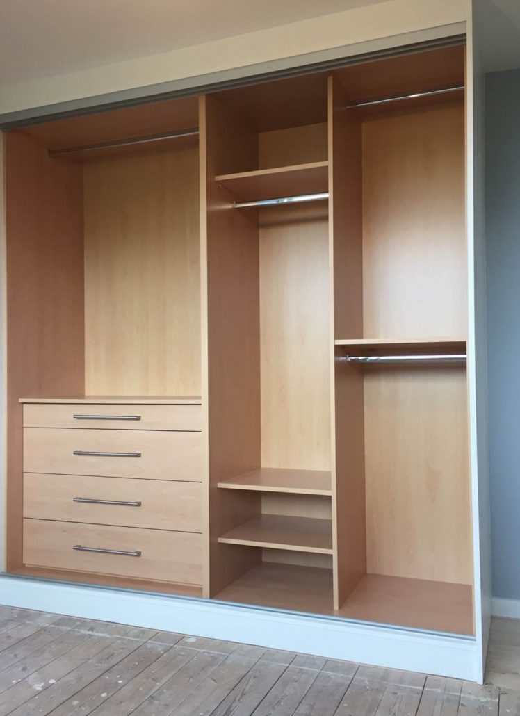 Wardrobe Interiors Swift Fitted Furniture